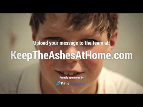 Let's Keep The Ashes at Home (2013)