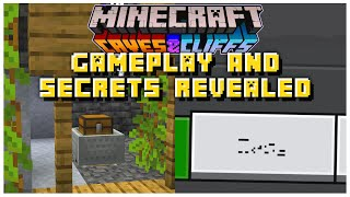 NEW 1.17 Gameplay + Secrets Revealed By Mojang | Minecraft 1.17 Caves & Cliffs Update