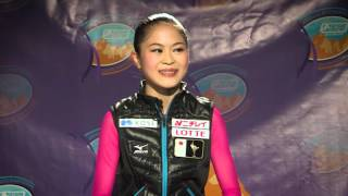 #USIntlClassic Ladies Free Skate Reaction | Satoko Miyahara