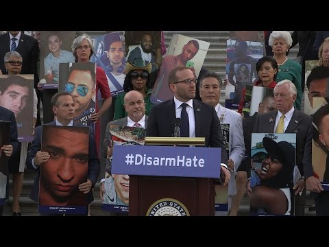 HRC Joins the Congressional LGBT Equality Caucus to #DisarmHate