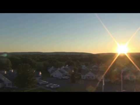 Sunset Time-Lapse Over Seabury