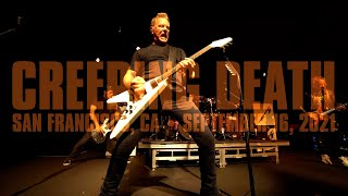 Metallica: Creeping Death (San Francisco, CA - September 16, 2021)