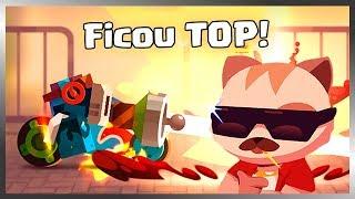 O SORRATEIRO FICOU TOP! CATS #476