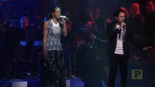 Lin-Manuel Miranda and Renée Elise Goldsberry Rap in Support of Hillary Clinton at Gala Fundraiser