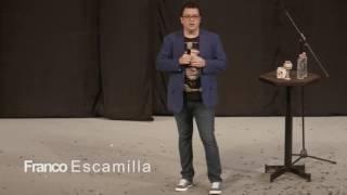 """Franco Escamilla.- Monólogo """"Travesti"""" y presentando a Alex """"Ojitos de huevo"""""""