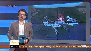 Dự báo thời tiết sáng 12/10: Nhiều tỉnh Nam Bộ ngập úng do triều cường dâng cao