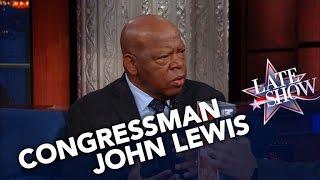 Congressman John Lewis: