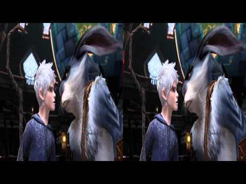 Rise of the Guardians: Official Trailer 2 in 3D
