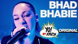 Bhad Bhabie performs Babyface Savage & Gucci Flip Flops (Yo! MTV Raps Original)