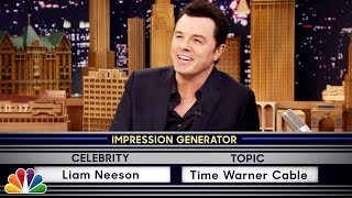 Wheel of Impressions with Seth MacFarlane