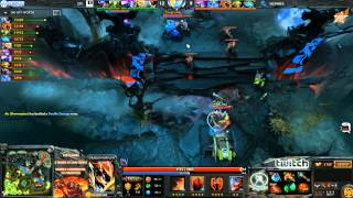 Game 1 - DT vs Newbee (DOTA) - The Summit - Asian Qualifiers