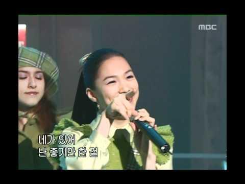 음악캠프 - Isak N Jiyeon - One, 이삭 앤 지연 - 원, Music Camp 20030301