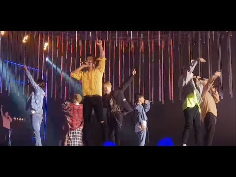 [181111] Super Junior - Sorry Sorry + Mr. Simple + Bonamana #SS7EncoreinBKK