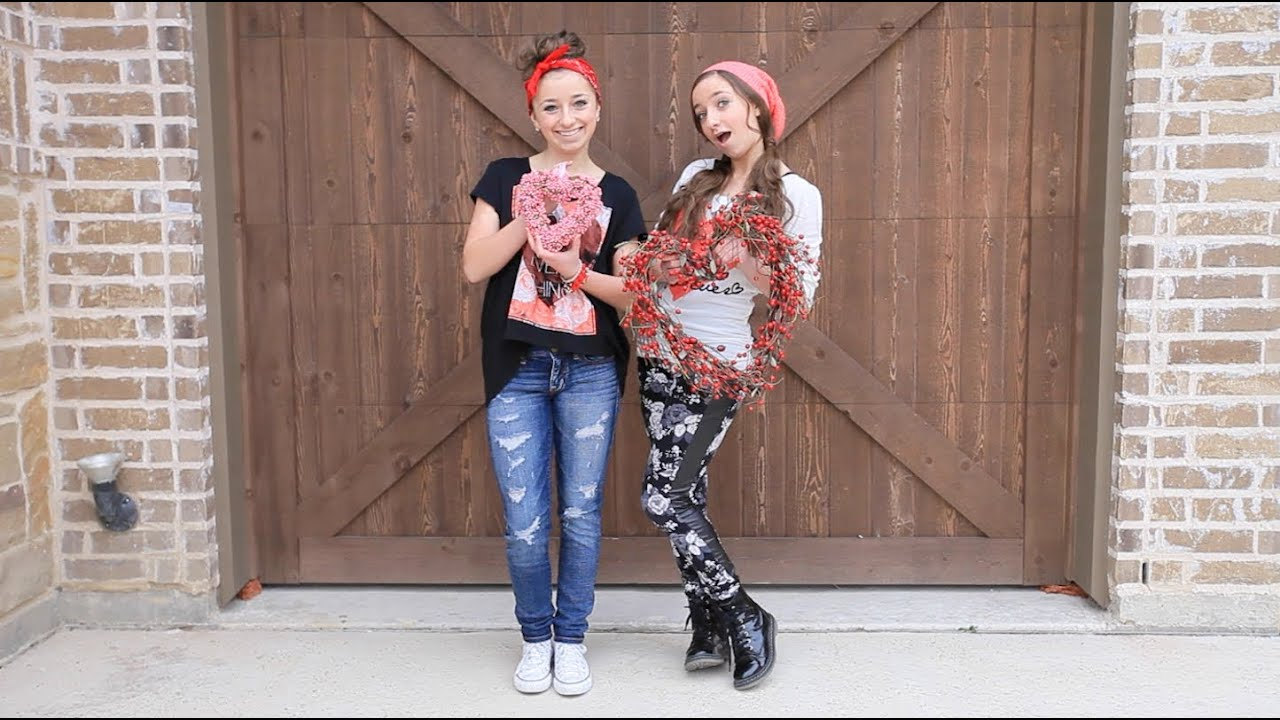 Valentine S Day Fashion Lookbook Brooklyn And Bailey On The Hunt
