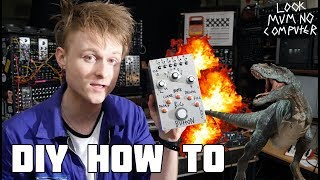 How To Make Your Own Drum Sequencer DIY The BIG BUTTON