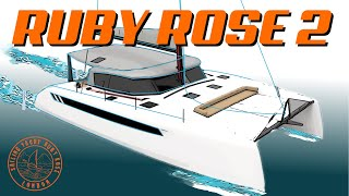 Ruby Rose 2: The AMAZING Seawind 1370 | Sailing Ruby Rose