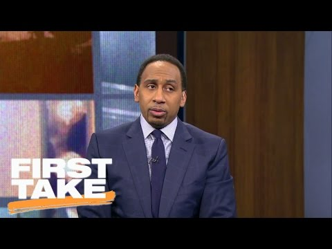 Stephen A. Smith Thinks 49ers' Lynch Hire Undermines Rooney Rule   First Take   January 30, 2017