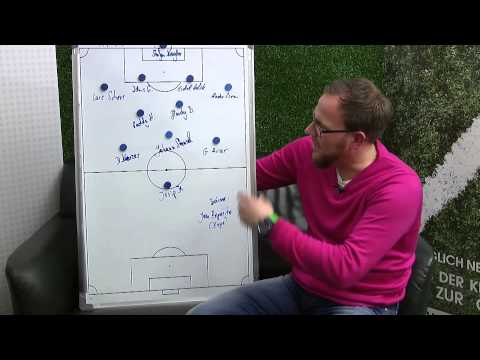 Die Traumelf von Patric Hoffmann (Trainer SV Billstedt-Horn) | ELBKICK.TV