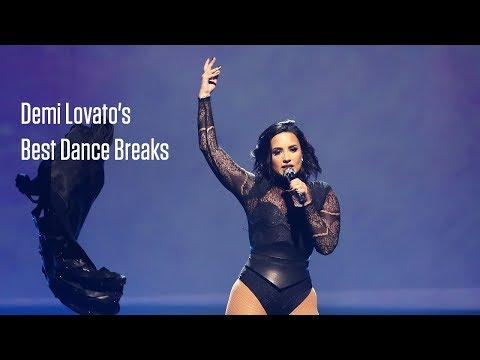 Demi Lovato's Best Dance Breaks