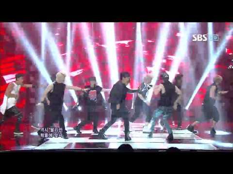 슈퍼주니어 [Sexy Free & Single] @SBS Inkigayo 인기가요 20120715