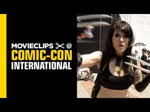 Comic-Con Cosplay Day 1: San Diego 2013 - HD Movie