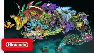 Crown Trick - Launch Trailer - Nintendo Switch