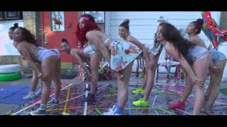 Justina Valentine feat Fetty Wap-  Candy Land (Official Video)