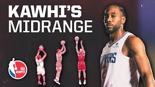 Kawhi Leonard's midrange pull-up is a Kobe Bryant-Michael Jordan throwback | Signature Shots