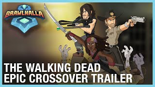 The Walking Dead Crossover preview image