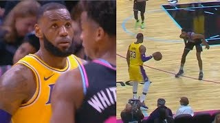 LeBron James Shocks Heat Crowd With 51 Points in Return to Miami! Lakers vs Heat