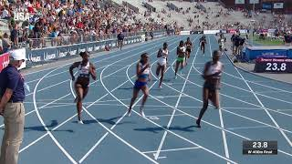 Shakima Wimbley Wins Women's 400-meter Final | Champions Series Presented By Xfinity