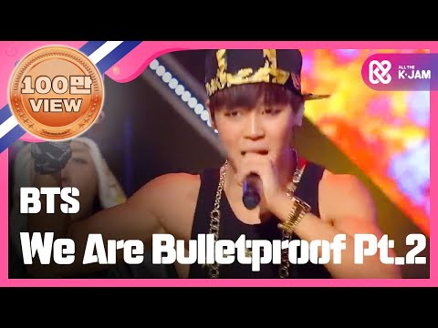 (ShowChampion EP.70) BTS - We Are Bulletproof Pt 2 (방탄소년단-We Are Bulletproof Pt 2)