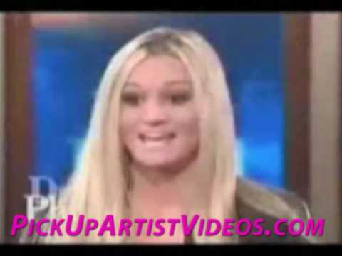 Pick Up Artist Savoy on Dr Phil Part 2 PUA Mystery Method