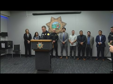 Raw Video: Fresno Mass Shooting - Full Police Press Conference