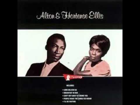 You Said It Again-ALTON & HORTENSE ELLIS