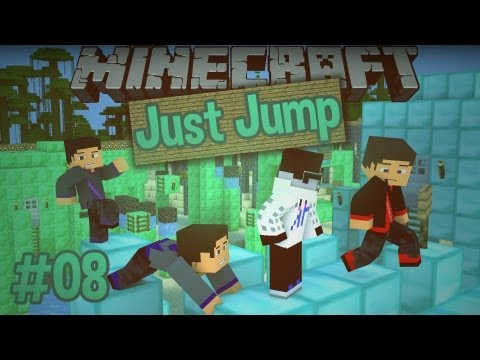 Minecraft: Just Jump - Episode 8 - SINGINGGGG! - Smashpipe Games