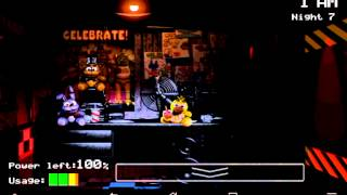 Five Nights at Freddy's hack Android