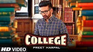 College – Preet Harpal