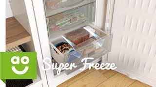 Miele Super Freeze   Fridge Freezers   ao.com