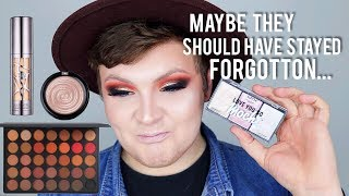 FULL FACE OF MAKEUP I FORGOT I HAD! | makeupbyjaack