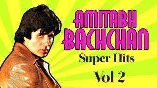Superhit Songs Of Amitabh Bachchan Vol 2 | Apni To Jaise Taise | Audio Jukebox