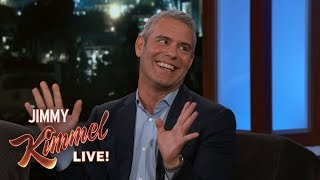 Andy Cohen Believes in Finding Love on TV