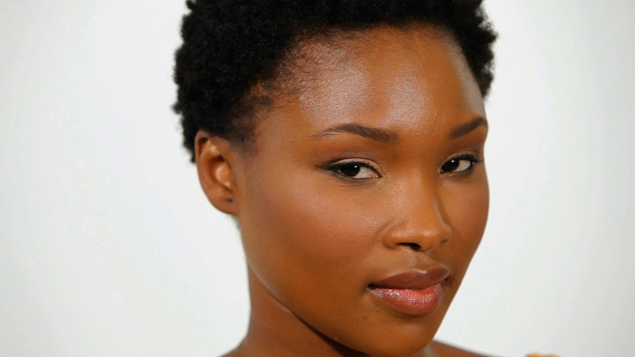 How To Apply Eye Makeup Black Women Makeup Youtube