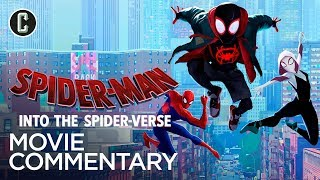 Spider-Man: Into the Spider-Verse Commentary