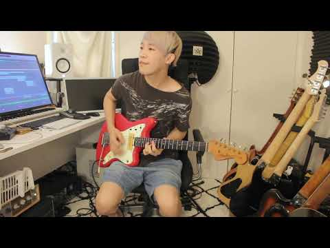 SUPER ROCK GUITAR by Ryunosuke Yamagishi
