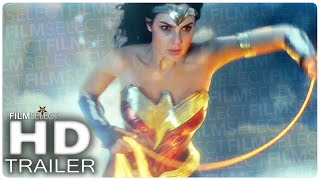 WONDER WOMAN 1984 Final Trailer (2020)