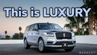 Review: 2019 Lincoln Navigator Black Label Defines Luxury