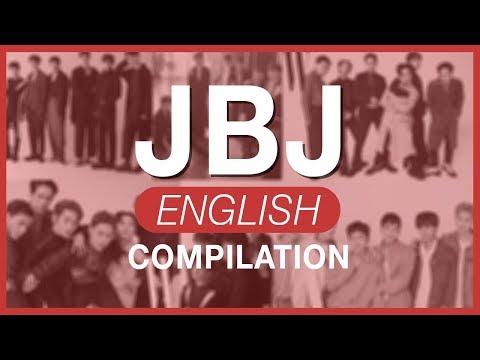 JBJ ENGLISH COMPILATION #1