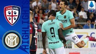 Cagliari 1-2 Inter | Lukaku Scores Again as Inter Win Again! | Serie A