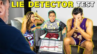 TRUTH REVEALED! **LIE DETECTOR TEST on CAMERA** | The Royalty Family